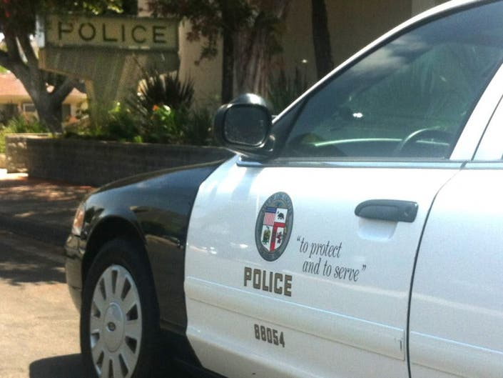 Woman Struck On PCH Near Temescal Canyon Road   Pacific