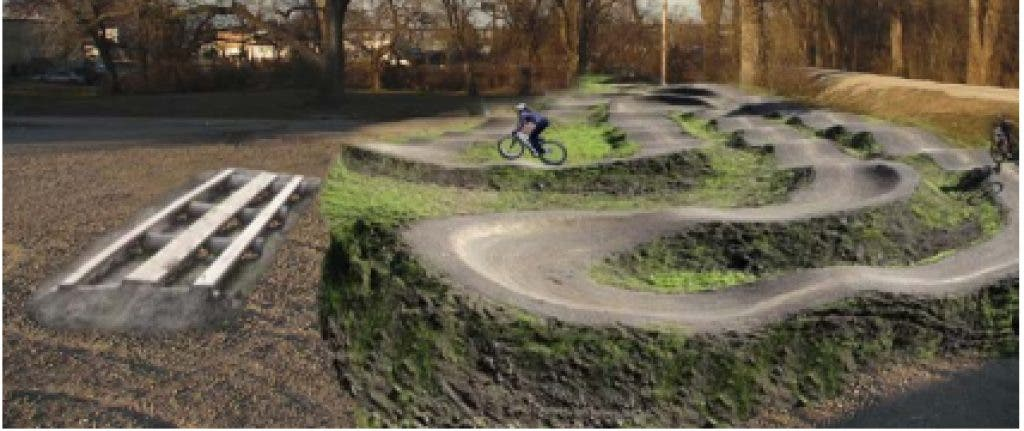 Pump Track Park Proposed for Frenchtown | St  Charles, MO Patch