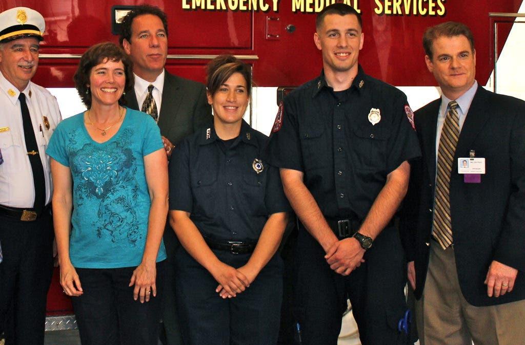 Five Stories County Honors Cardiac Arrest Survivors Arbutus Md Patch