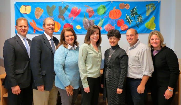 Briarcliff PTA Thanks School Board Members | Pleasantville