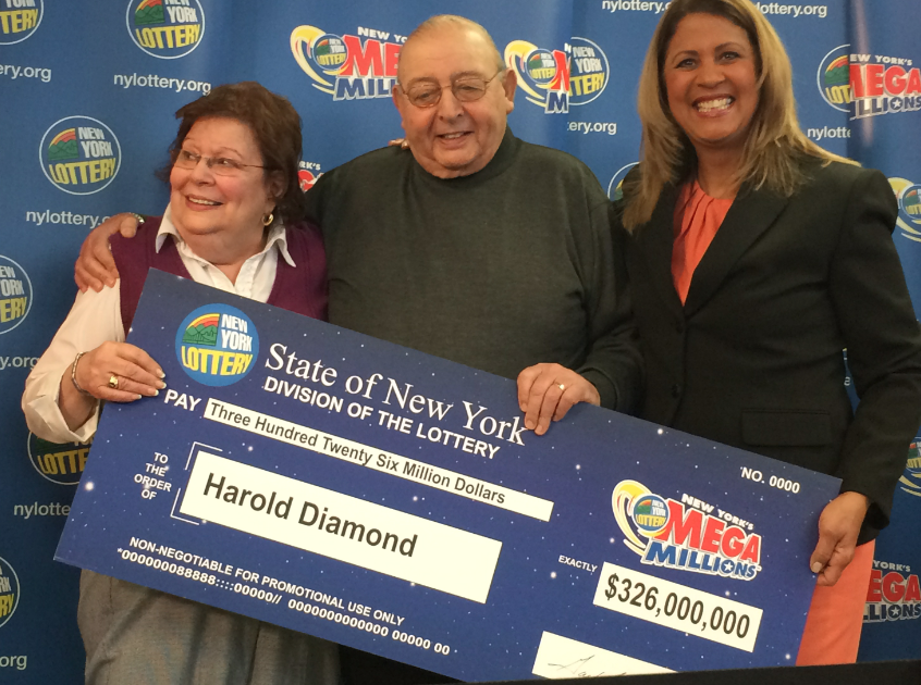 Principal Play Is Non Negotiable For >> Winner Of 326 Million Lottery Ticket Is A Retired Principal New