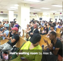 From Hell to Heaven? The DMV Has Cut Wait Times in Half