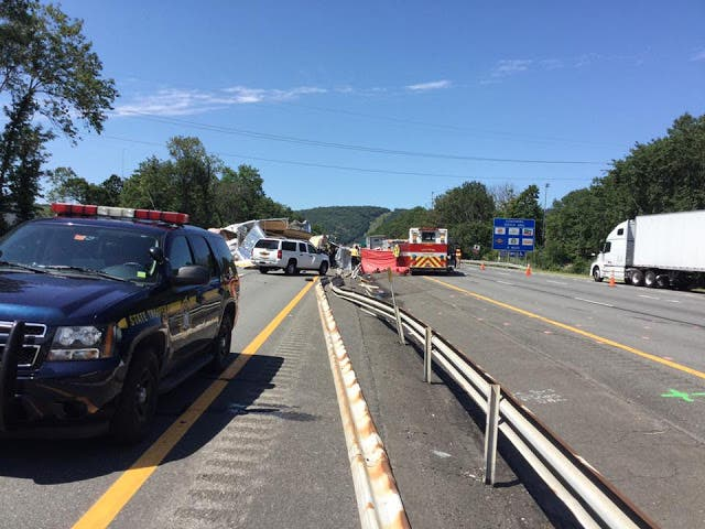 2 Dead in Friday's Thruway Crash Were From NYC | New City