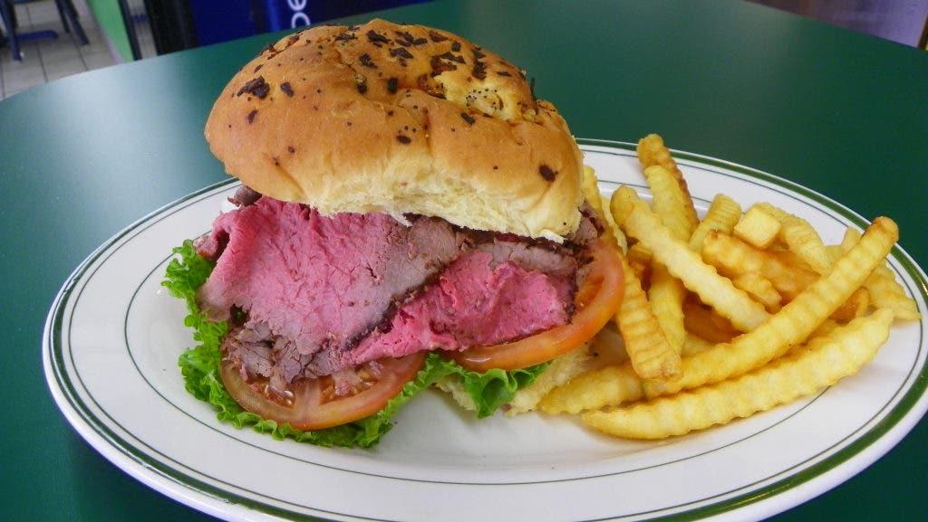 Best Sandwich Winner: CJ's Northside Grill | Framingham, MA