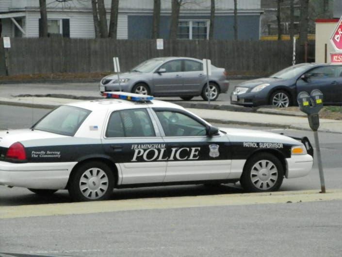Police Log: Shoplifter at Olive Garden