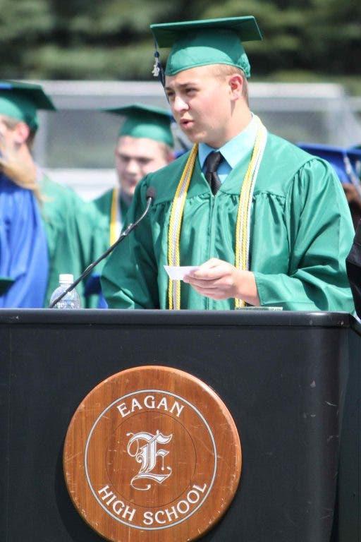PHOTOS: Eagan High School Celebrates Graduation Day | Eagan, MN Patch