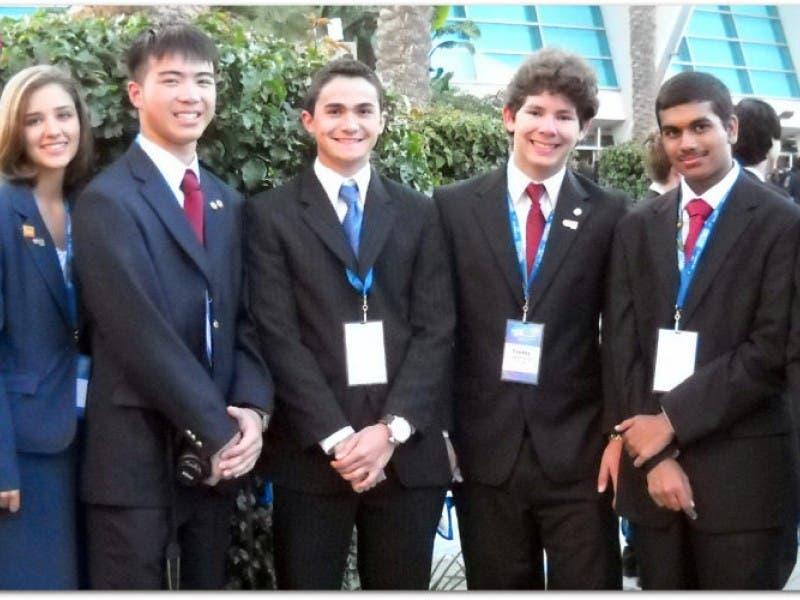 Manatee High School Medical Academytop Honors Top Skills