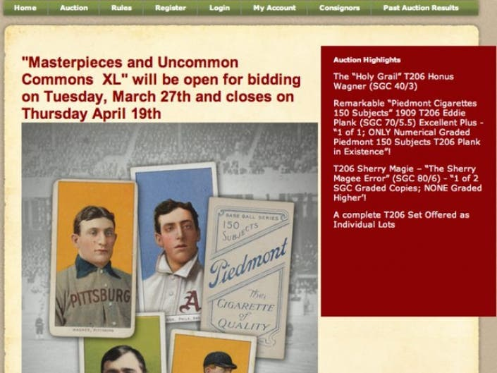 Sunset Hills Man Sells Baseball Card For 12 Million Sunset Hills