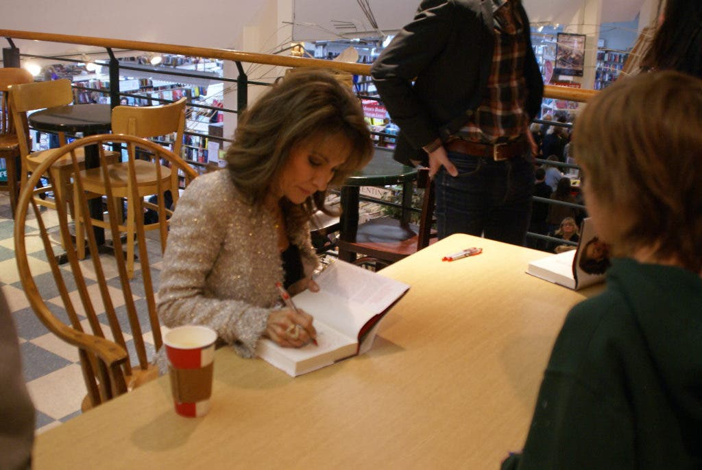 Susan Lucci Tells All in New Memoir | Garden City, NY Patch