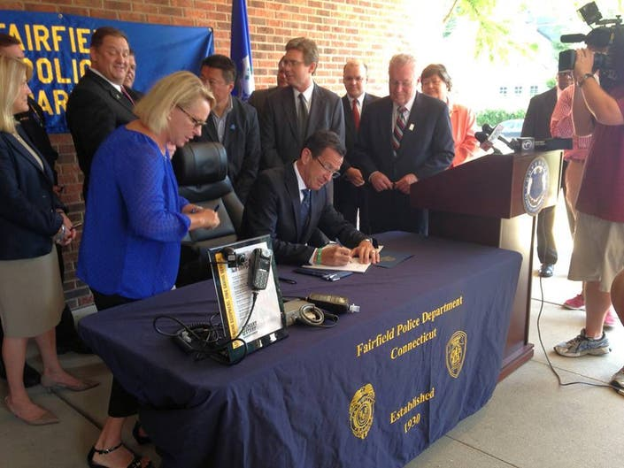 Malloy Signs New Law That Expands Use Of Interlocking