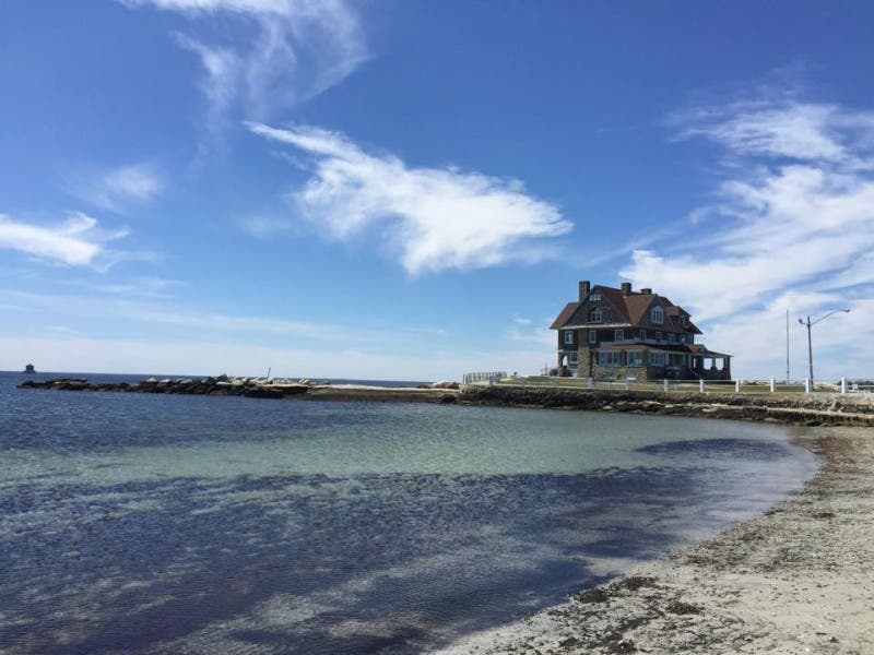 Groton Pic Of The Day Eastern Point Beach