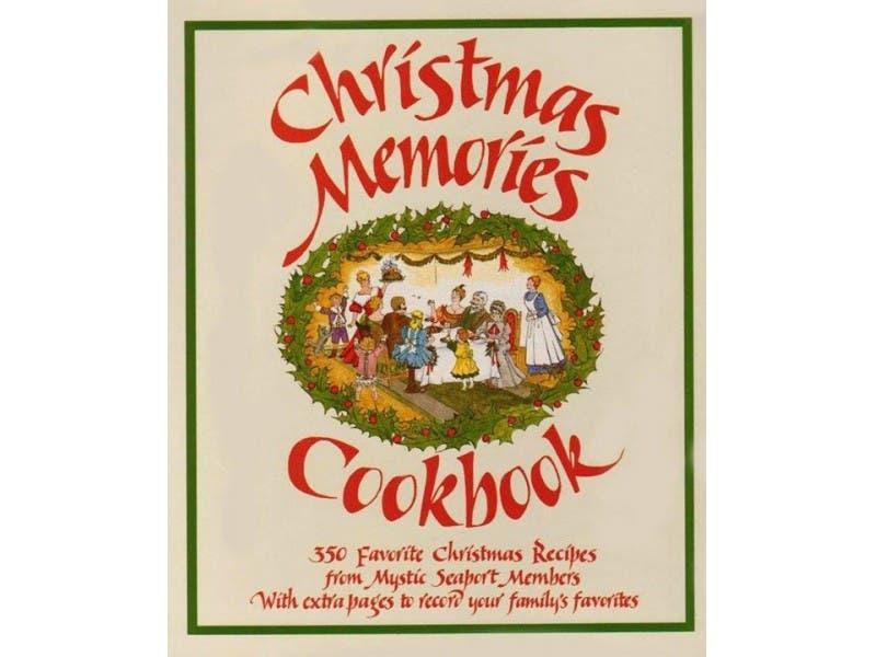 mystic seaports christmas memories cookbook for sale - Christmas Memories Book