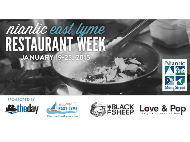 Your Guide To Nianticeast Lyme Restaurant Week 2015 Groton Ct Patch