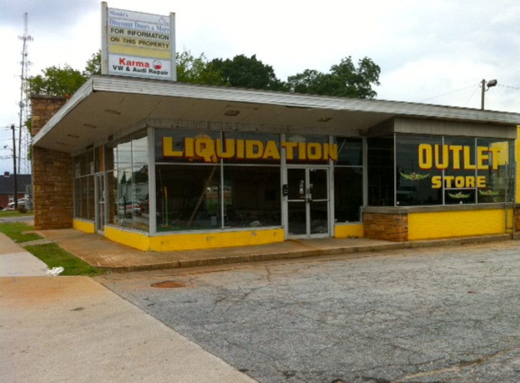 What Should Go Here? Liquidation Outlet Store | Decatur, GA