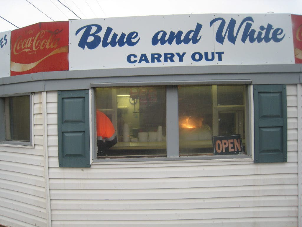 Eat Local Blue And White Carry Out Old Town Alexandria Va Patch