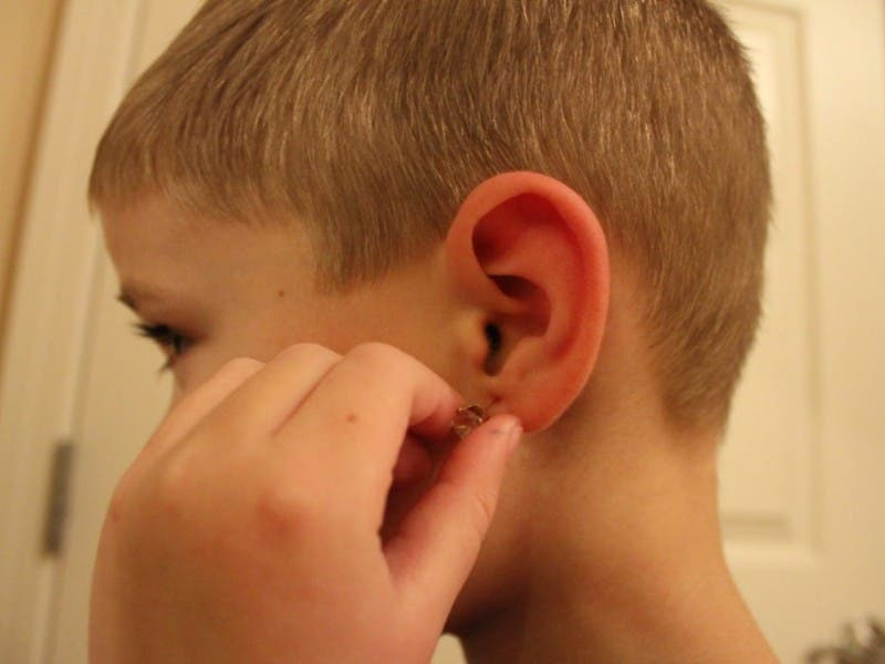 Piercing Debate Should 6 Year Old Boys Be Allowed To Have Earrings