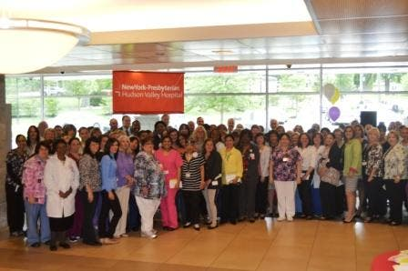 NewYork-Presbyterian/Hudson Valley Hospital Honors Employees for
