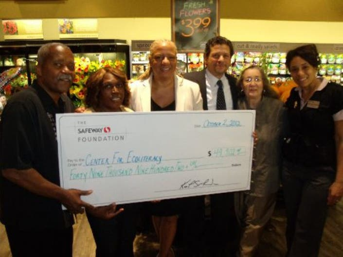 Berkeley-Based Center for Ecoliteracy Received $50,000 From