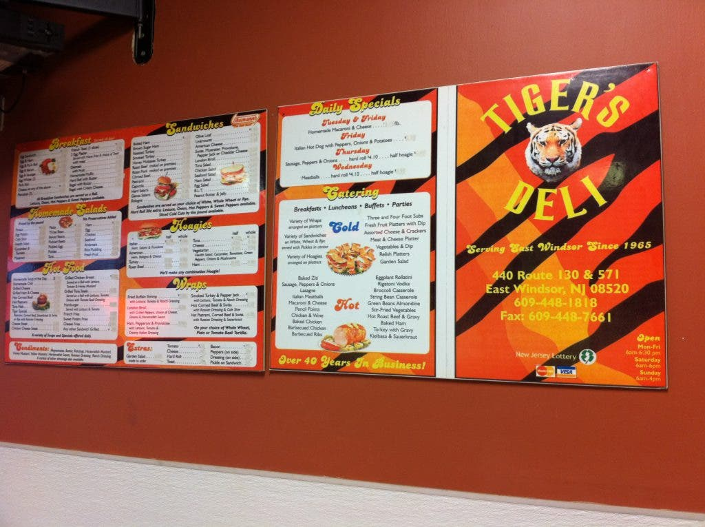 After More Than 46 Years in East Windsor, Tiger's Deli Will ... on