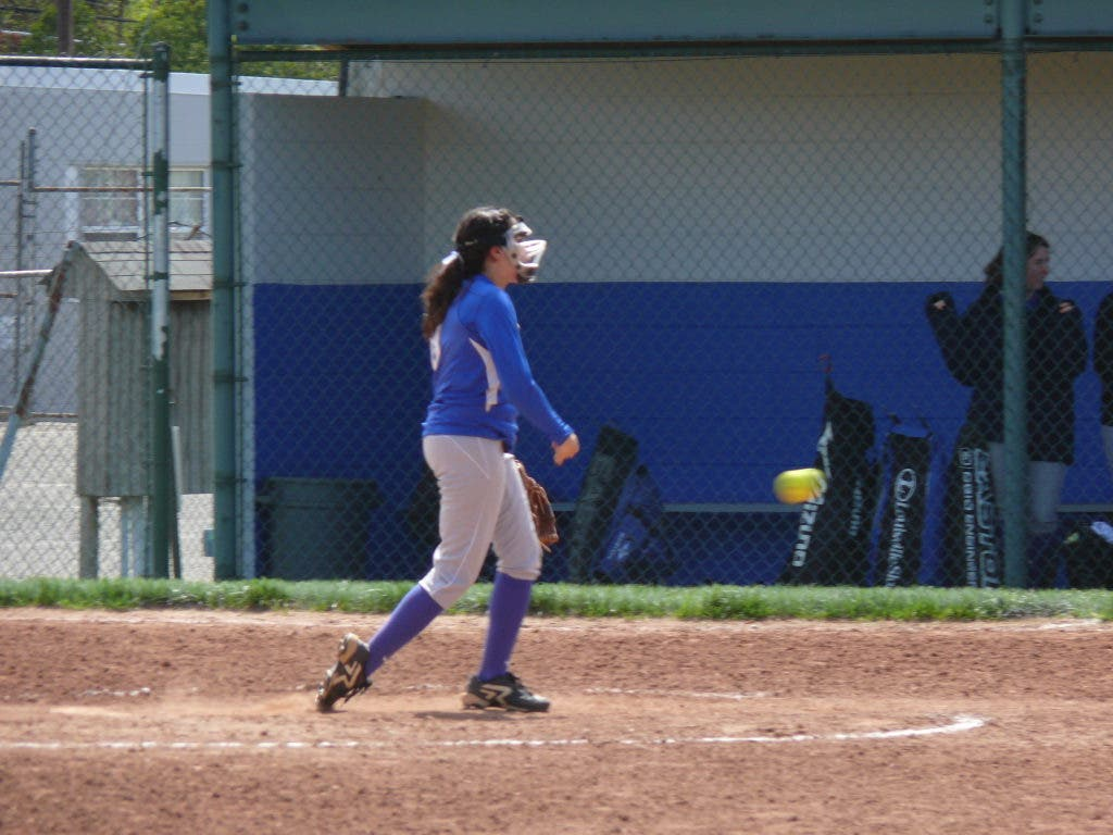 Holmdel Softball Stuns Wall in Monmouth County Tournament   Holmdel