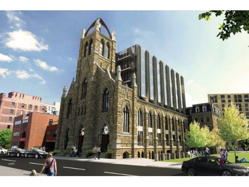 ... Centuries Old Cathedral In Boston Transformed Into Luxury Homes 0 ...