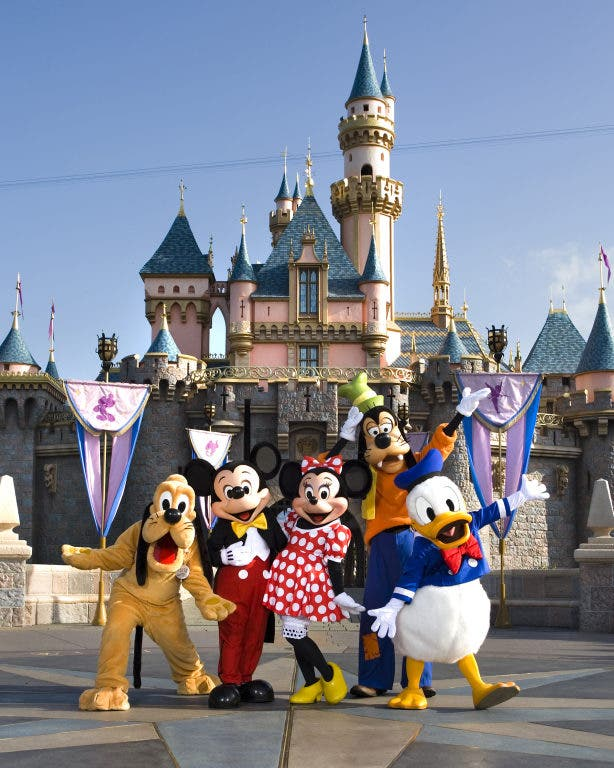 Disneyland Faces Hefty Fines For Safety Citations Fountain