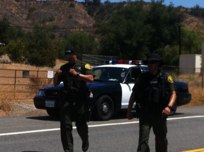 Updated Swat Team Responds To Active Shooter In Silverado
