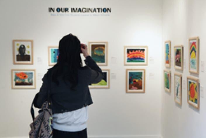 Laguna Art Museum and Boys & Girls Club Team Up on Student
