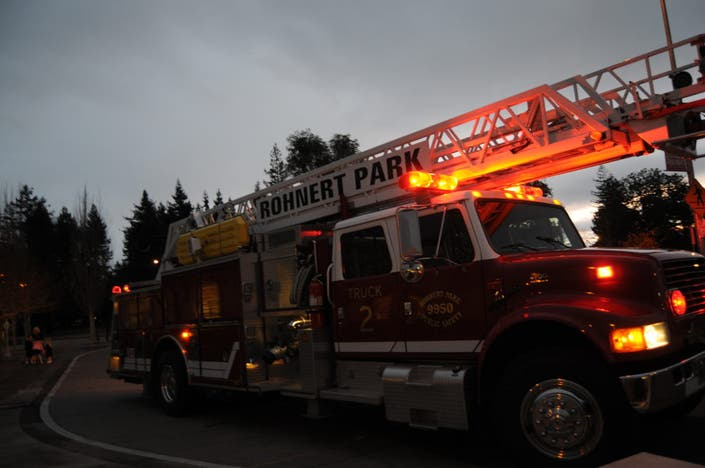 Rohnert Park Public Safety Officers to Attend Funeral