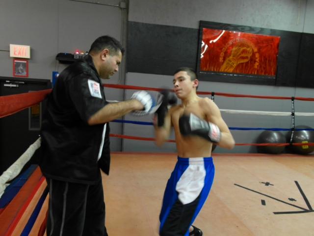 Oswego Gym Teen Boxer Heading to Nationals   Oswego, IL Patch