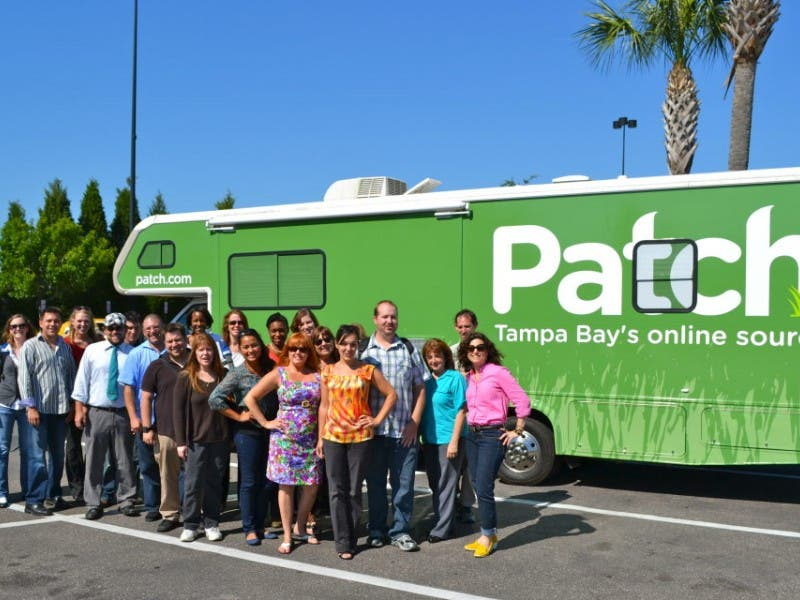 Get Free Stuff When The Patch Rv Comes To Town Brandon Fl Patch