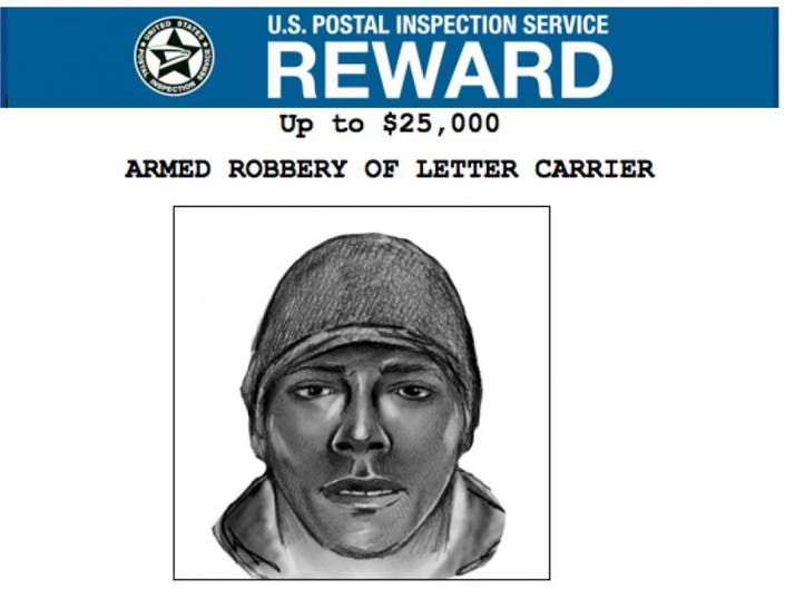 Man Wanted for Robbing Letter Carrier at Gunpoint | Bed-Stuy