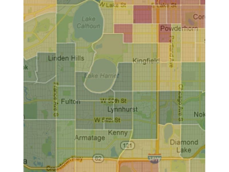 Where\'s the Money? Mapping Minneapolis Incomes by Census Tract ...