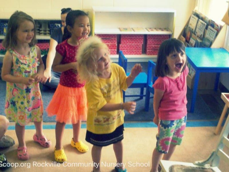 Community Storytime At Rockville Nursery School Rcns