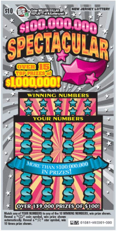 Moorestown Teen Wins $1 Million with Help from 'Lottery Angel