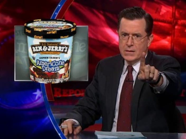 WATCH: Comedy Central's Stephen Colbert Skewers Iowa
