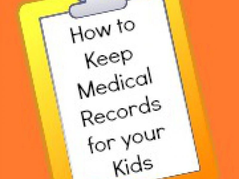 how do you keep track of your kids medical records bedford ny patch