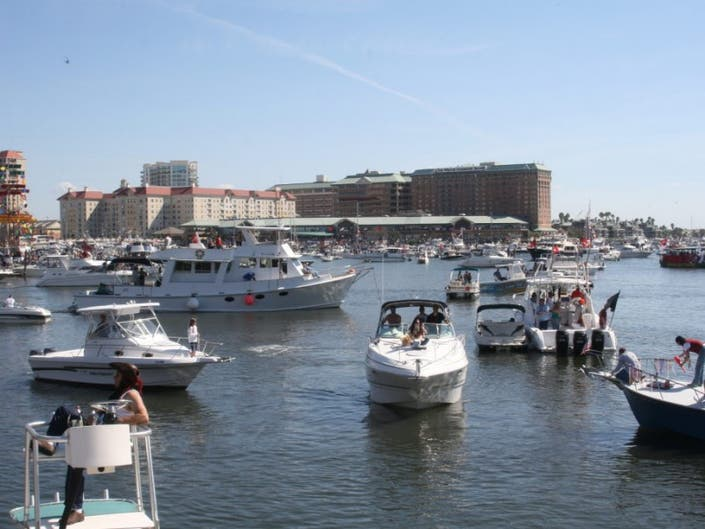Boat Safety Tips for the Memorial Day Holiday Weekend