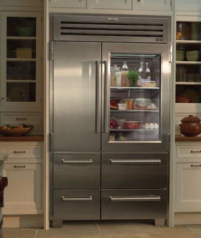 Built-in Refrigerators vs  Free-Standing Refrigerators
