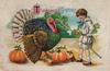 Happy Thanksgiving Vintage Greetings Berkeley Ca Patch