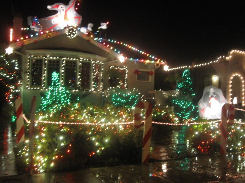Christmas Tree Lane Lights Up Alameda | Alameda, CA Patch