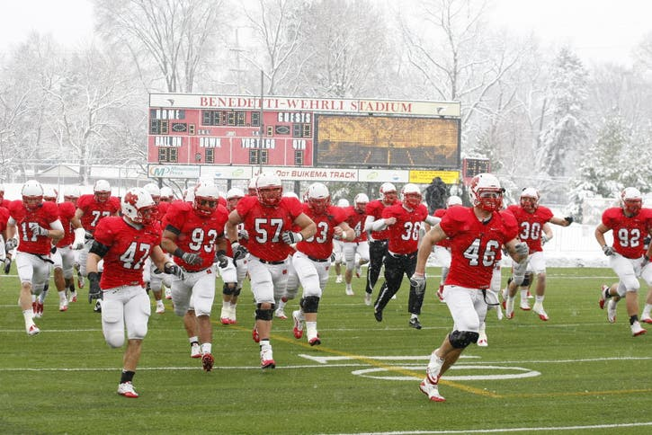 2019 Stagg Bowl (north central football)