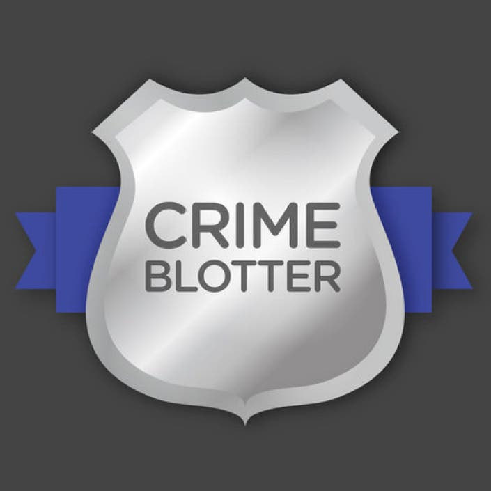 Police Blotter: Road Rage, Man Caught Urinating Near