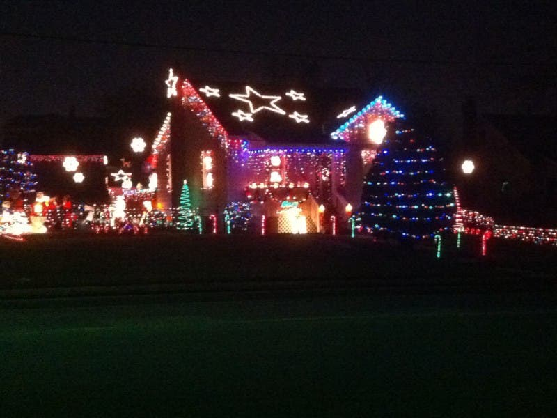 Top 10 Christmas Light Shows in Georgia - Top 10 Christmas Light Shows In Georgia Marietta, GA Patch