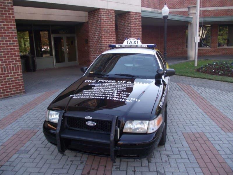 Marietta Cop Cab Combats Drinking And Driving Marietta Ga Patch
