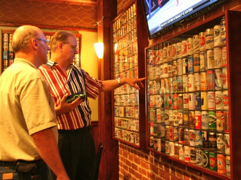6 000 Cans Of Beer On The Wall 0