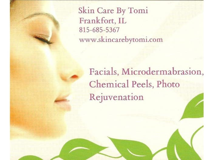 Groupon Coupon - Skin Care By Tomi   Orland Park, IL Patch
