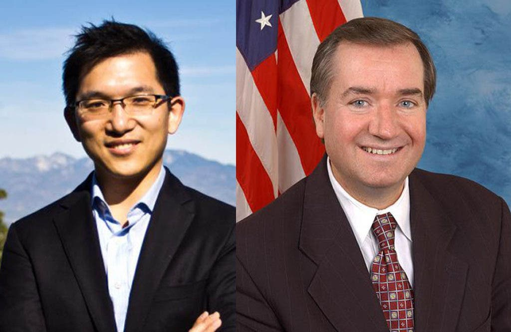 13e3a3200 Candidate for 39th District Claims Ed Royce Attended
