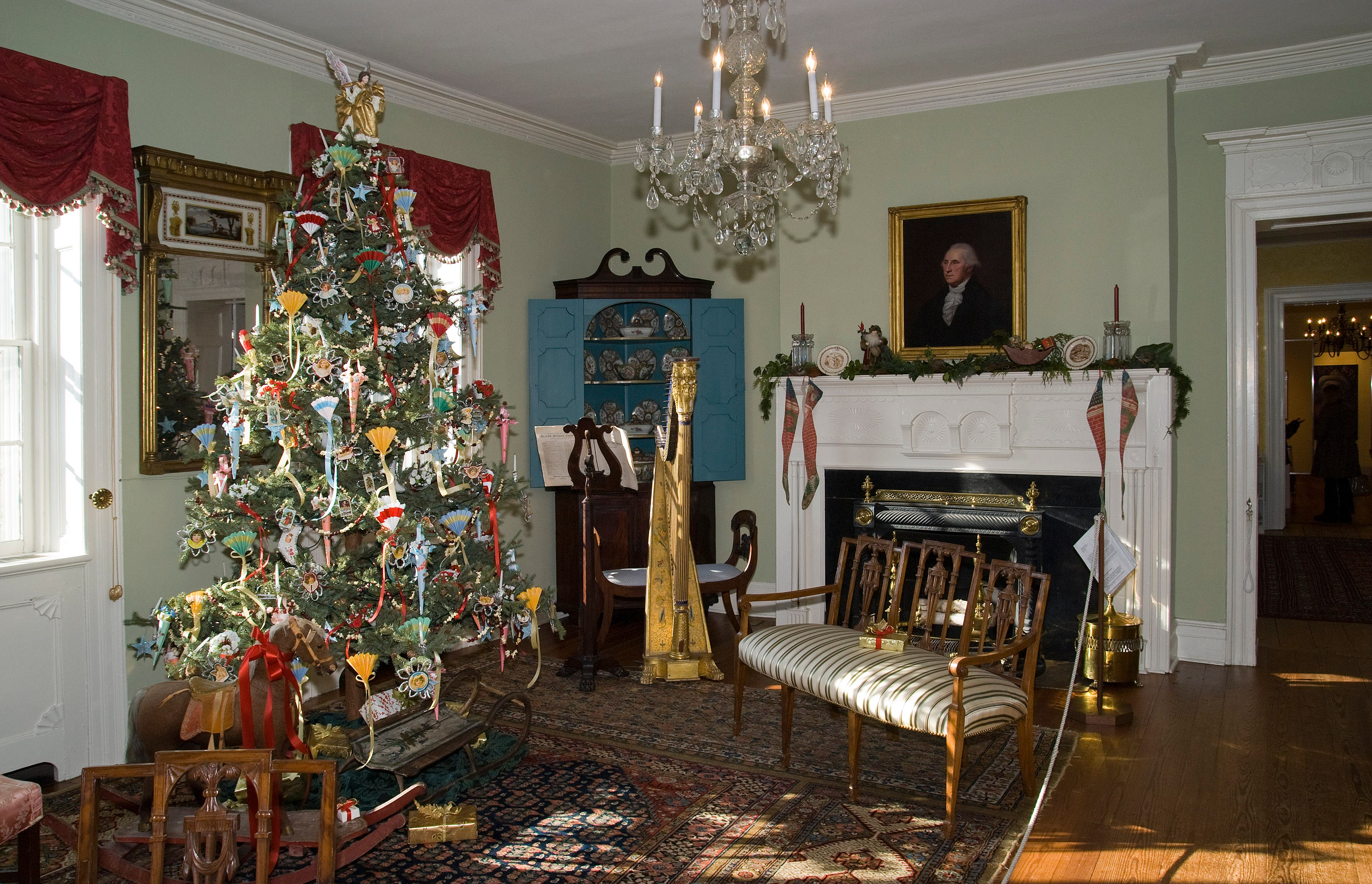 Macculloch Hall Historical Museum