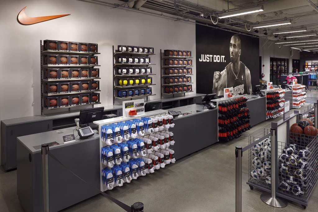 Nike Factory Store Grand Opening | West